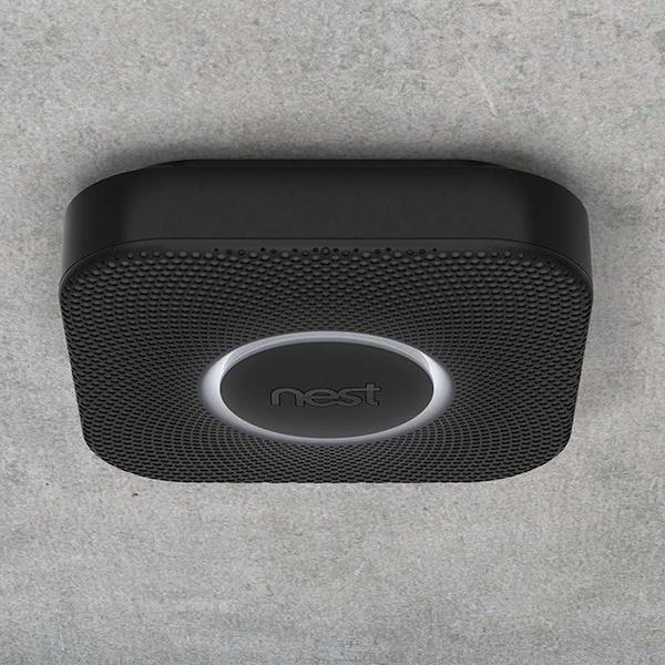 Nest Smoke Alarm Installed
